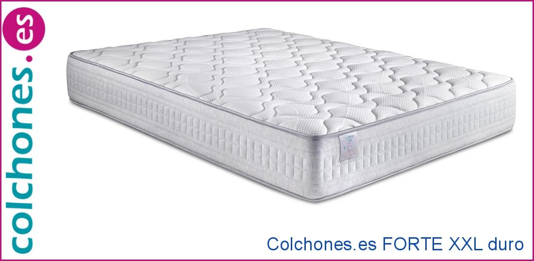 colchón FORTE XXL duro de Colchones.es