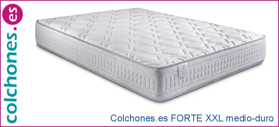 colchón FORTE XXL medio-duro de Colchones.es