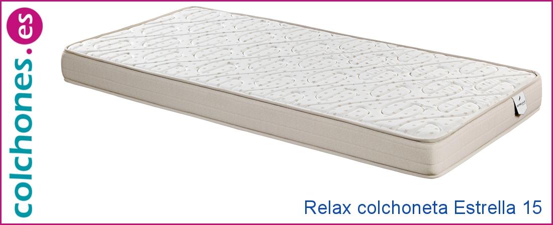 colchoneta Estrella 15 de Relax