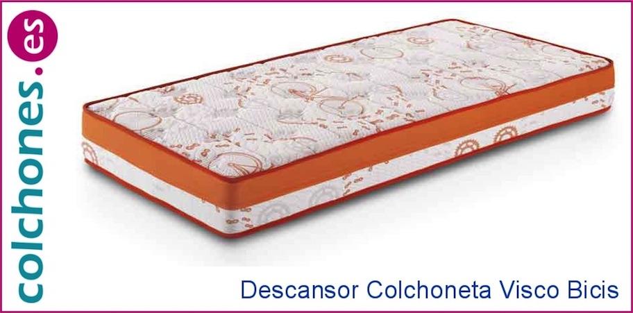 Colchoneta Juvenil Visco Bicis de Colchones.es