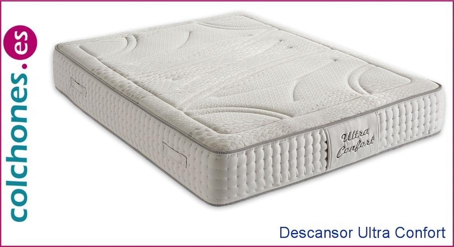 Colchón Ultra Confort de Descansor