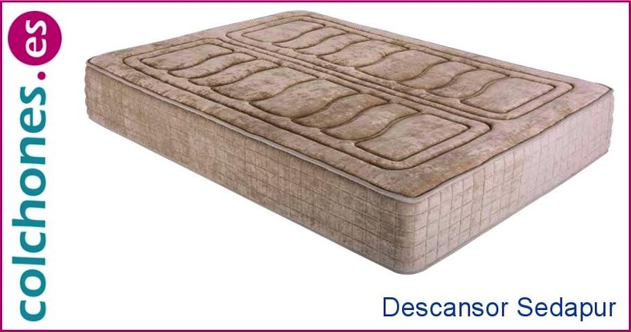 Colchón Sedapur Viscoelástica de Colchones.es