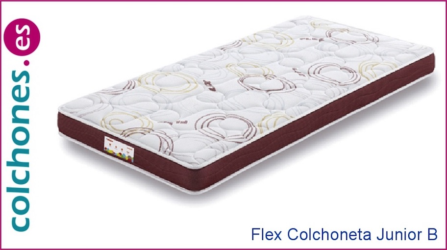 Colchoneta Junior B de Flex
