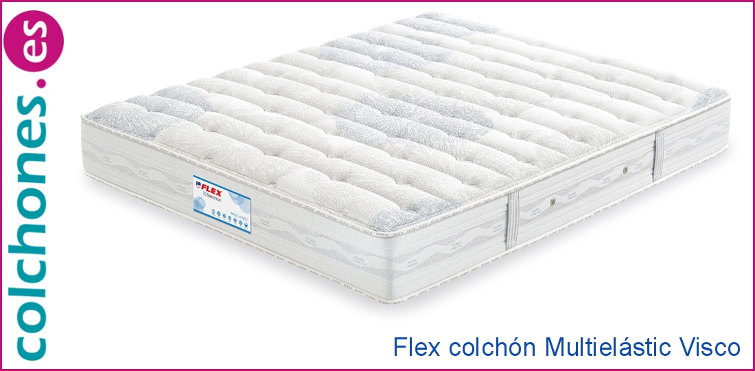 Colchón Multielastic Visco Flex