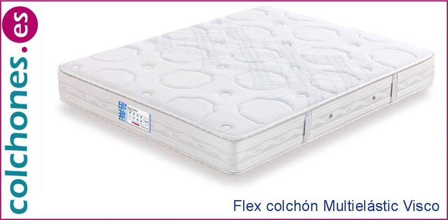 Colchón Multielastic Visco Flex