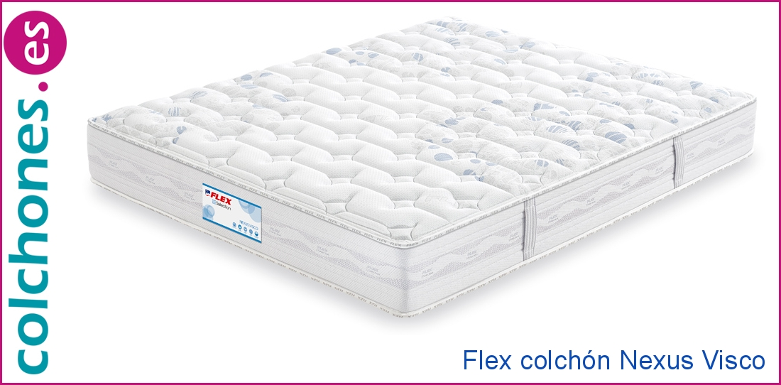 Colchón Flex Nexus Visco