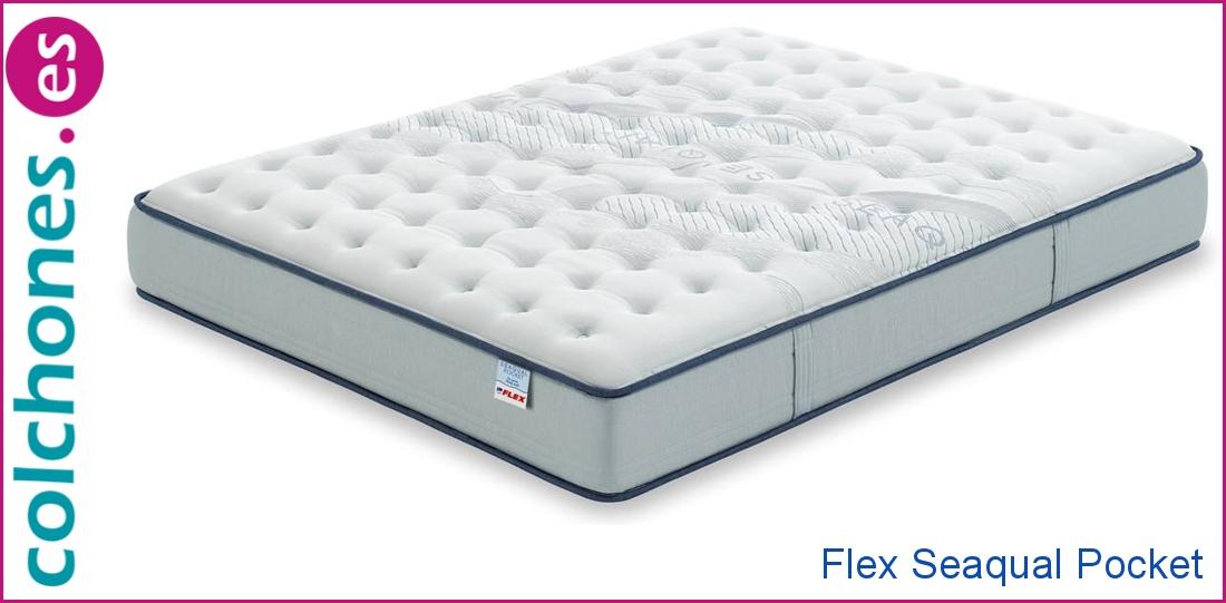 Colchón Seaqual Pocket de Flex