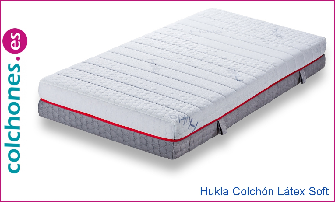 Colchón Látex Soft 100% latex de Hukla