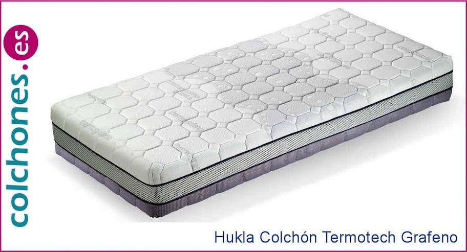 Colchón Termotech Grafeno Trizona Hukla