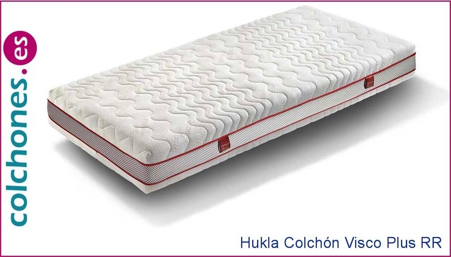 Colchón Visco Plus 6 Memory Top Hukla