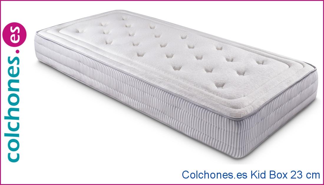 colchón Kid Box de Colchones.es