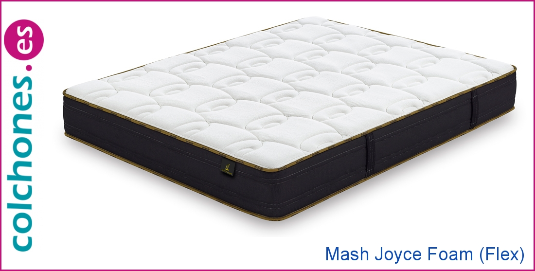 Colchón Joyce Foam Mash (grupo Flex)
