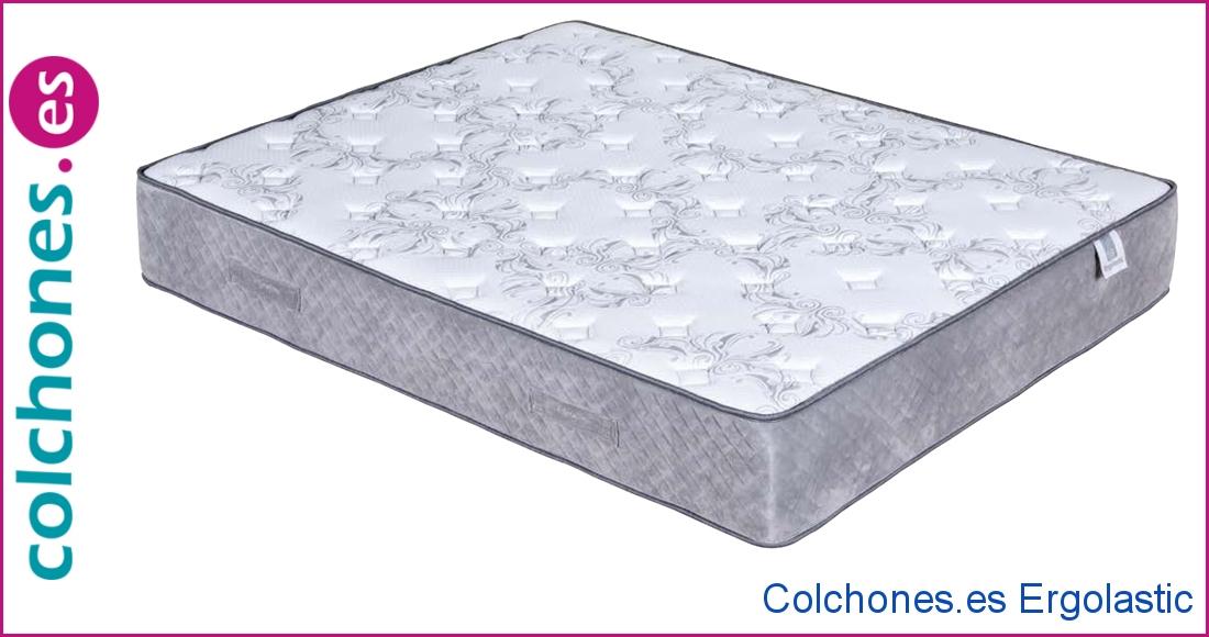Colchón carbono Ergolastic de Colchones.es