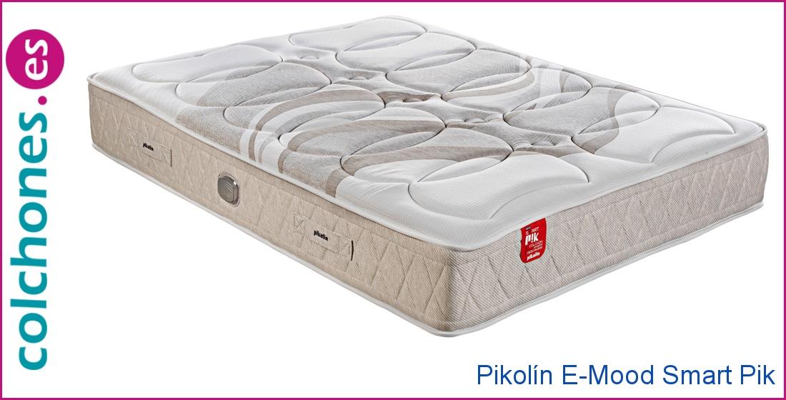 Colchón inteligente E-MOOD Smart Pik de Pikolín