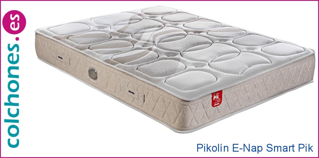 Colchón inteligente E-NAP Smart Pik de Pikolín