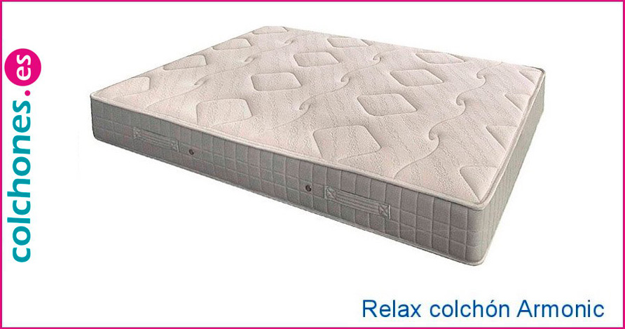 Colchón Armonic de Relax