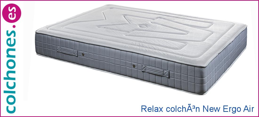 Colchón New Ergo Air de Relax