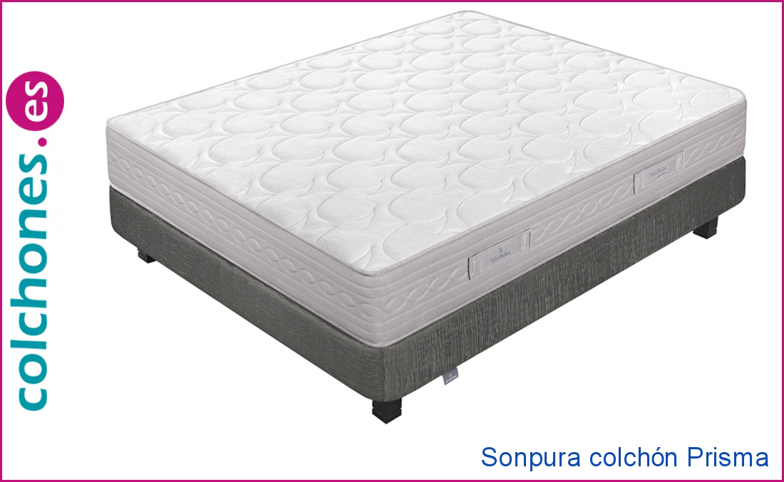 Colchón Prisma de Sonpura