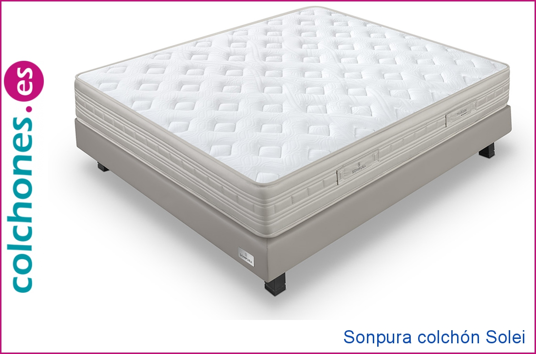 Colchón Solei de Sonpura