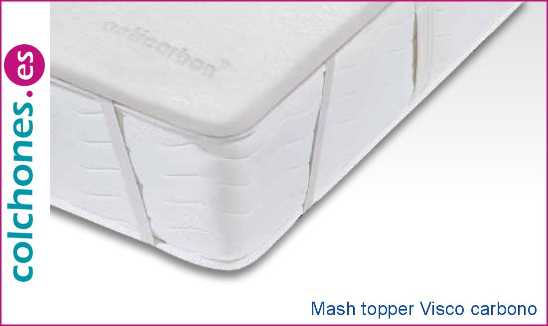 topper Visco Carbono 5 de Mash (grupo Flex)