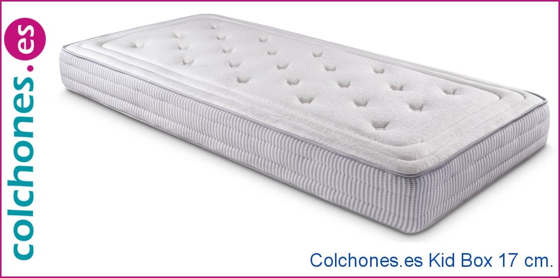colchoneta Kid Box de Colchones.es