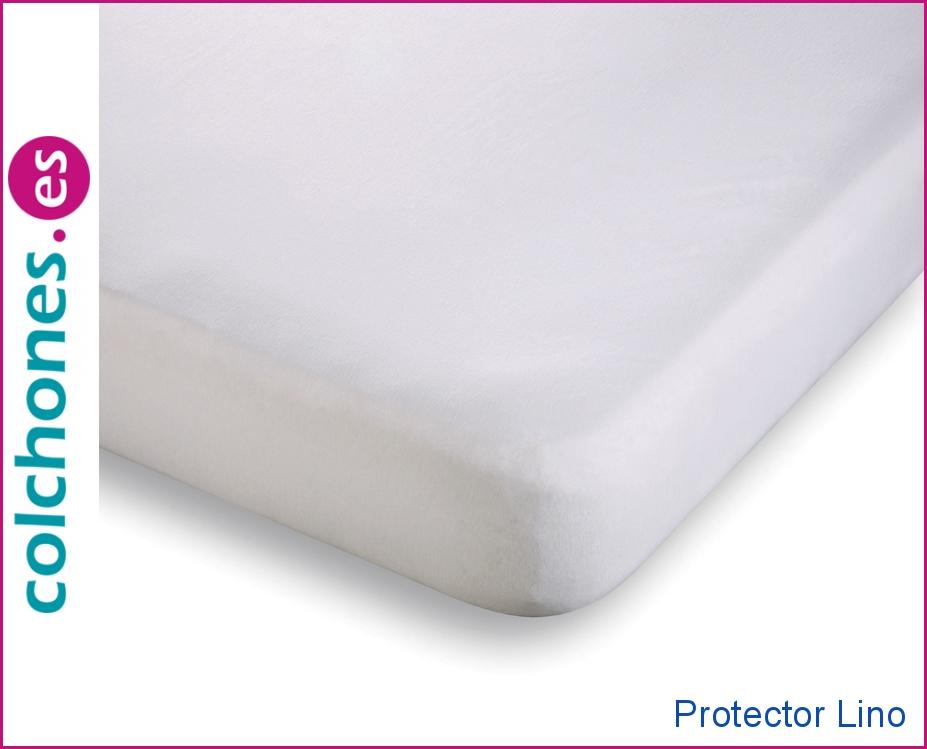 Protector de colchón Lino de Belnou