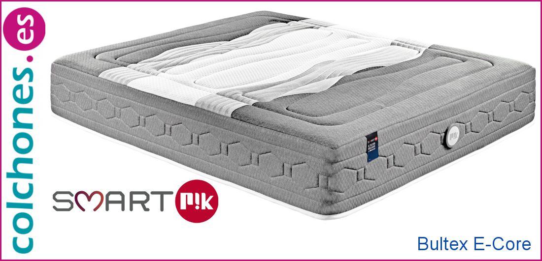 Colchón inteligente E-CORE Smart Pik de Bultex