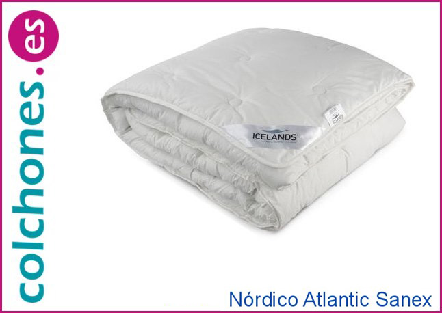 Edredón nórdico Atlantic Sanex de Icelands