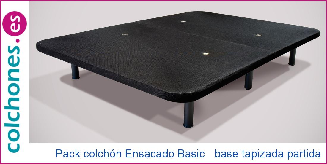 Base tapizada Partida Urgente de Colchones.es
