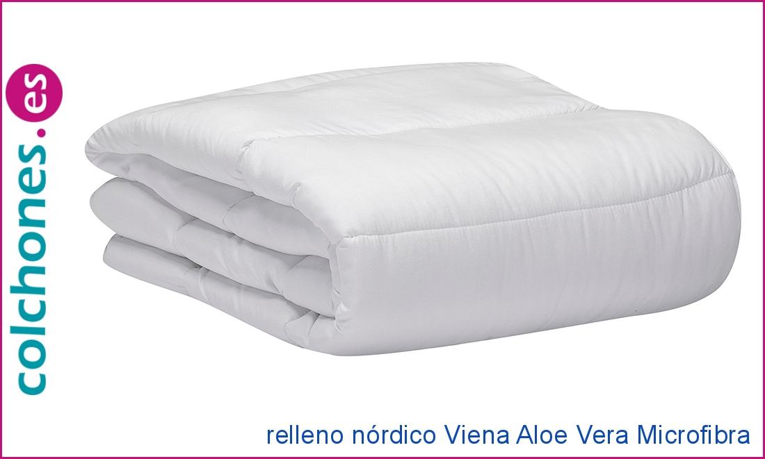 Nórdico Aloe Vera Microfibra de Pikolín Home
