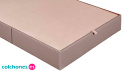 Canapé abatible Fusión tapa embutida 3D mini