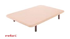 Base tapizada Ares de Relax mini