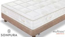 Colchón Suite Multisac de Sonpura mini