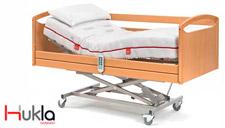 Cama ortopédica articulada con elevador y mando a distancia Hukla mini