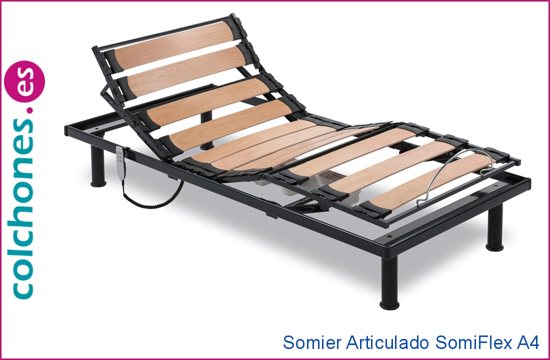 Somier articulado Somiflex A4