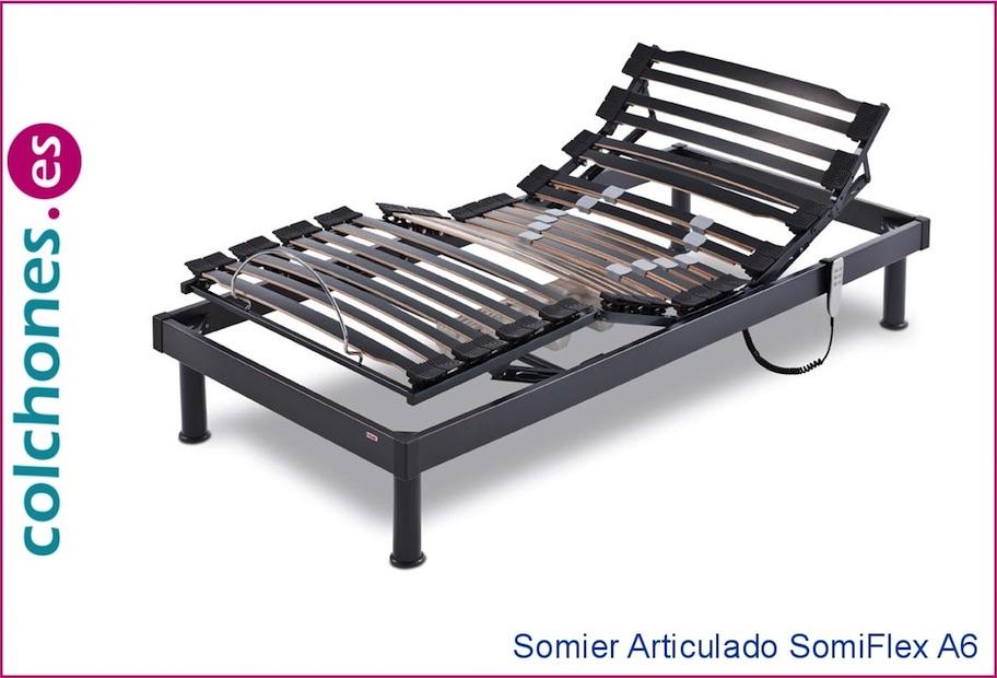 Somier articulado SomiFlex A6 de Flex