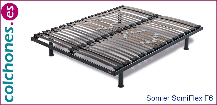 Somier fijo SomiFlex F6 de Flex