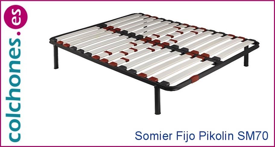 Somier Fijo SM70 de Pikolin