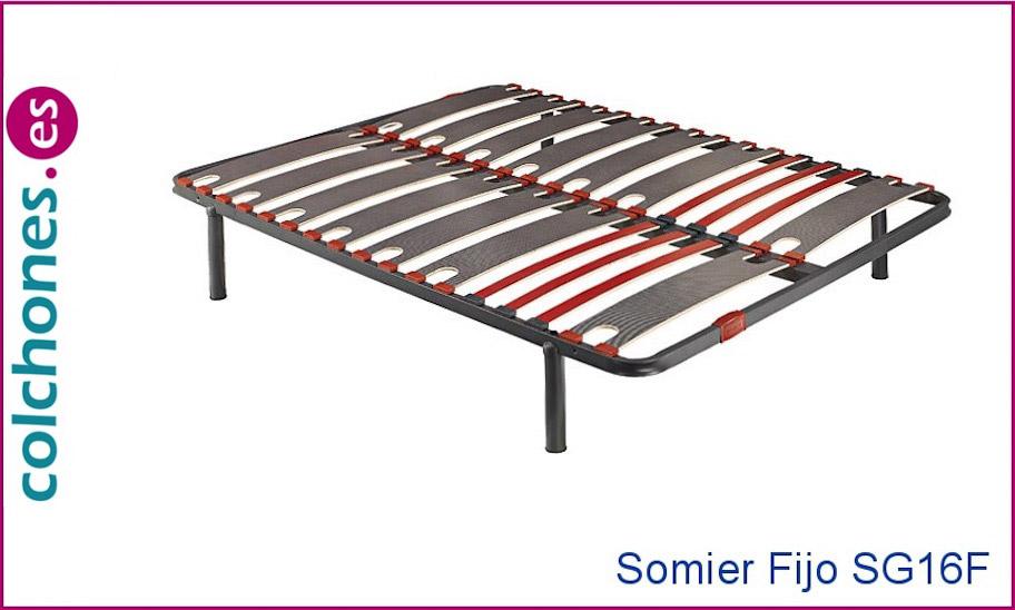 Somier SG16F de Pikolin