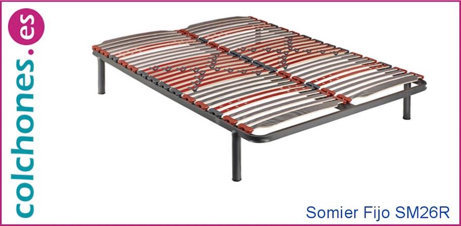 Somier SM26R de Pikolin