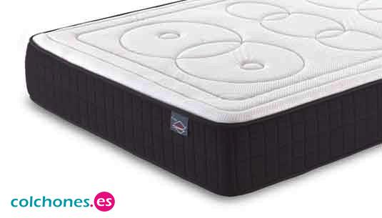 Consigue tu colchón con 8 cm. de viscoelástica