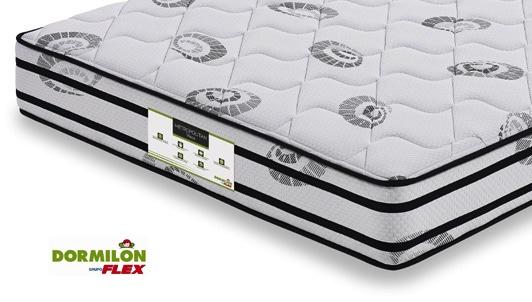 Imagen de colchón Dormilón Metropolitan Visco - 105X200
