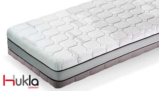 Compra aquí tu colchón Hukla con iones de plata.
