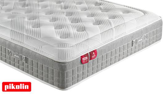 Colchón Sleep de Pikolín, un colchón completo y funcional.