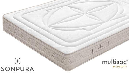 Consigue aquí el colchón Smart de Sonpura