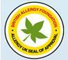 CERTIFICADO BRITISH ALLERGY FOUNDATION