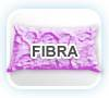 FIBRA HUECA ASILICONADA