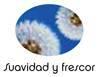 SUAVIDAD Y FRESCOR