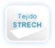 TEJIDO STRECH ANTIALÉRGICO