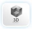 TEJIDO 3D en cara inferior